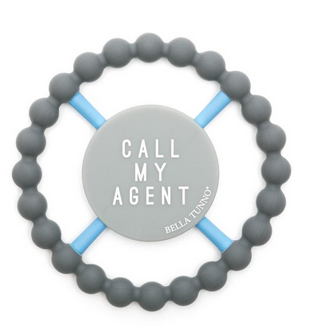 Call My Agent Happy Teether