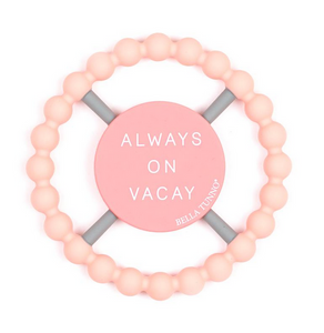 bella tunno always on vacy teether - little birdies boutique