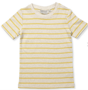 wheat clothing kit melange boys tee