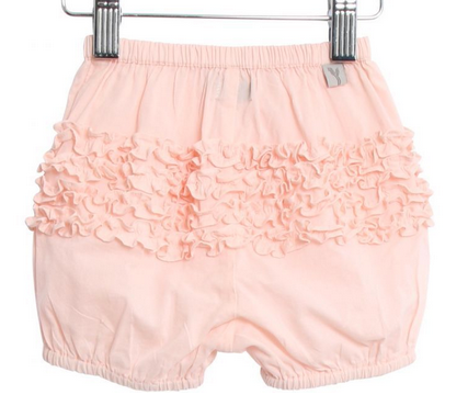 wheat clothing pink bloomer short