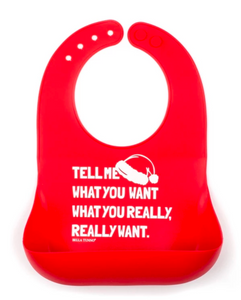 bella tunno really want wonder bib