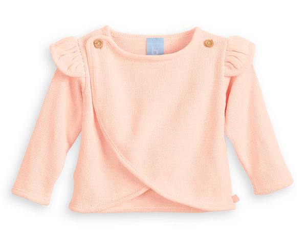 Bella Bliss Ambrose sweater in pink