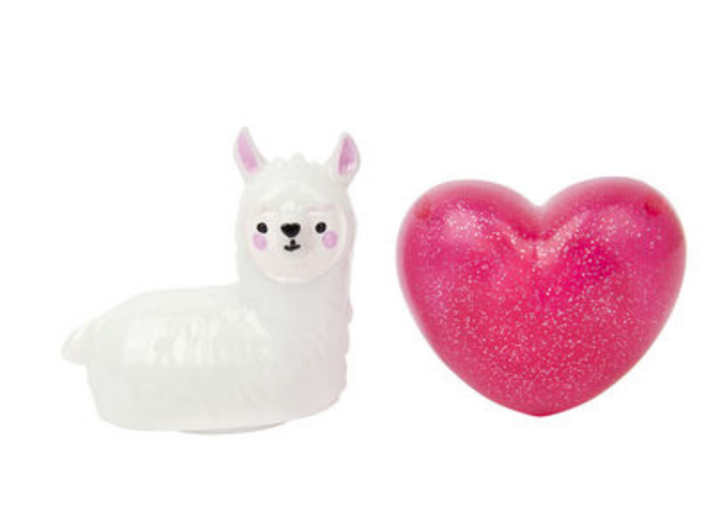 sunnylife australia lip balm bff llama and hearts