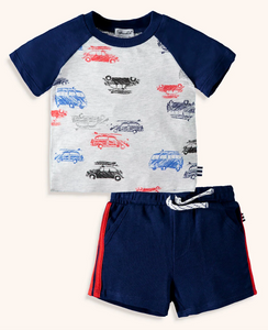 splendid boys 2 piece car set