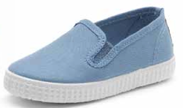 blue cienta shoe slip on