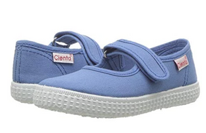 Cienta shoes girls mary jane in Lavanda blue