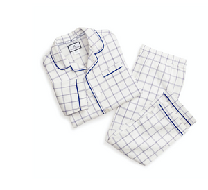Tattersall Pajama Set