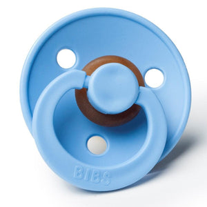 Bibs baby pacifier in sky blue