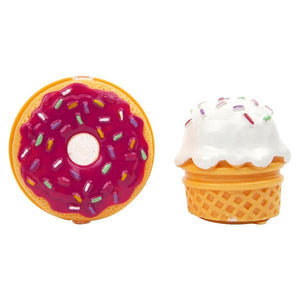 sunnylife donut and ice cream lip balm