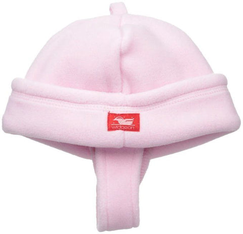 Fleece Hat- Pink