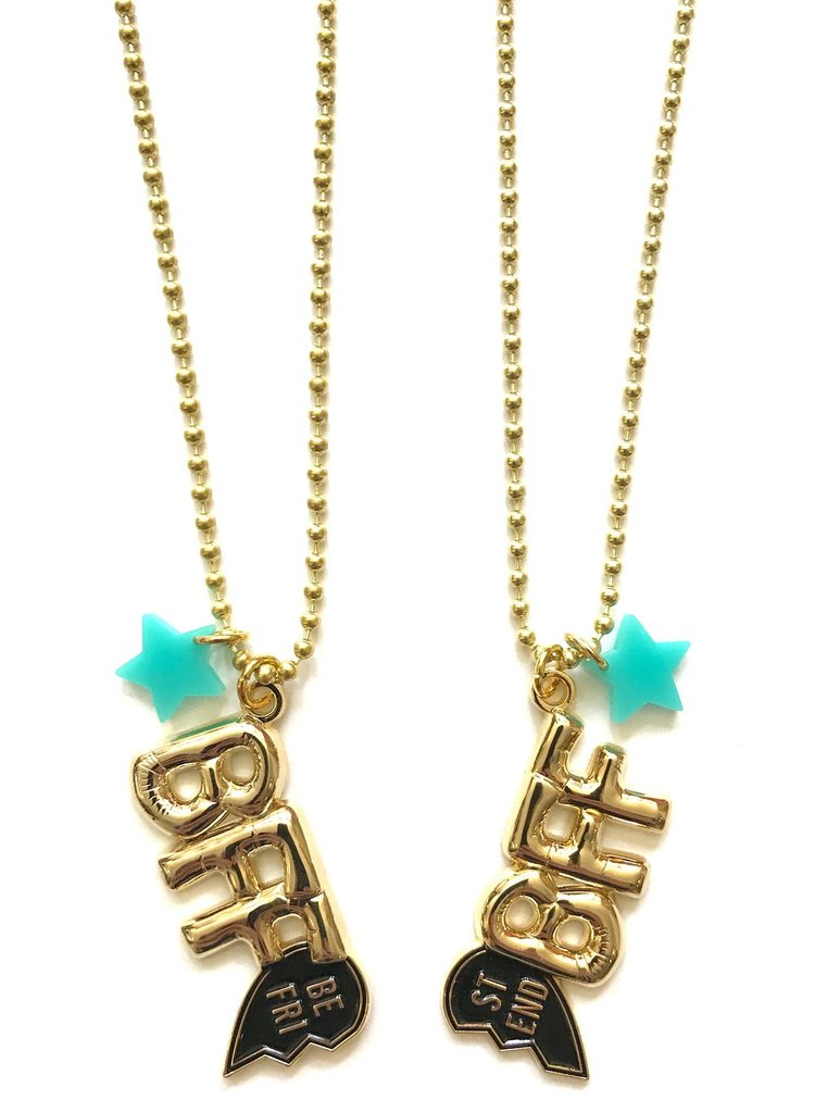 gunner and lux bff necklace