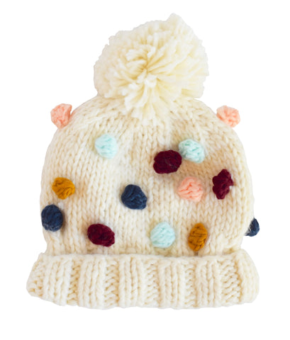 Percy Fall Dot Beanie