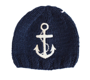 Anchor Hat Navy