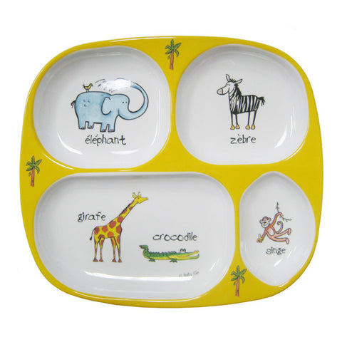 Jungle Animals Tray