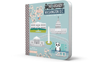 all aboard washington dc, childrens book