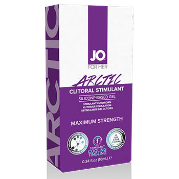 System JO - For Her Clitoral Stimulant Cooling Arctic 10 ml