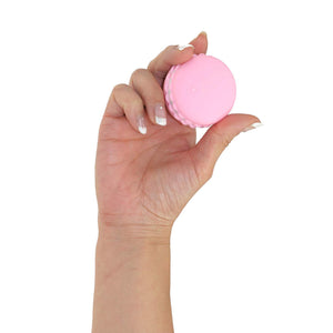 Kawaii - Macaroon Massager Rose