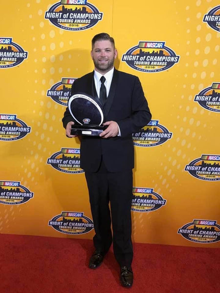 Iovino Named 2016 NASCAR K&N Pro Series West Most Popular Driver