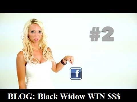 Black Widow Contest WIN $$$ and Race