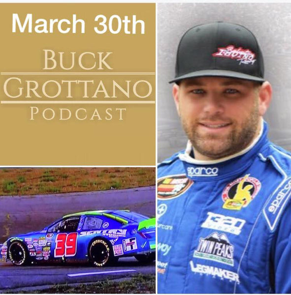 Special Guest Salvatore Iovino on Buck Grottano Podcast