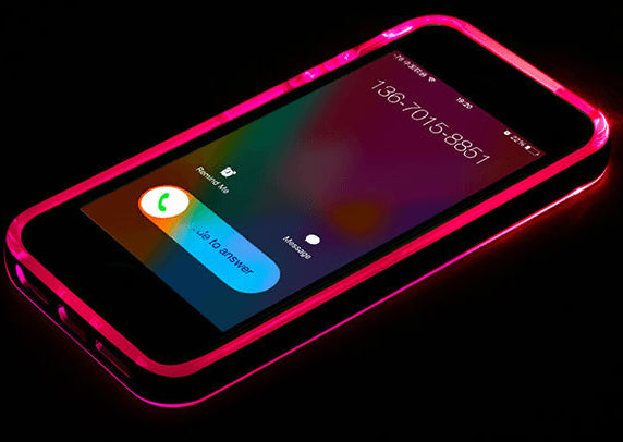 LED Light up Phone Case ( Apple Phones)