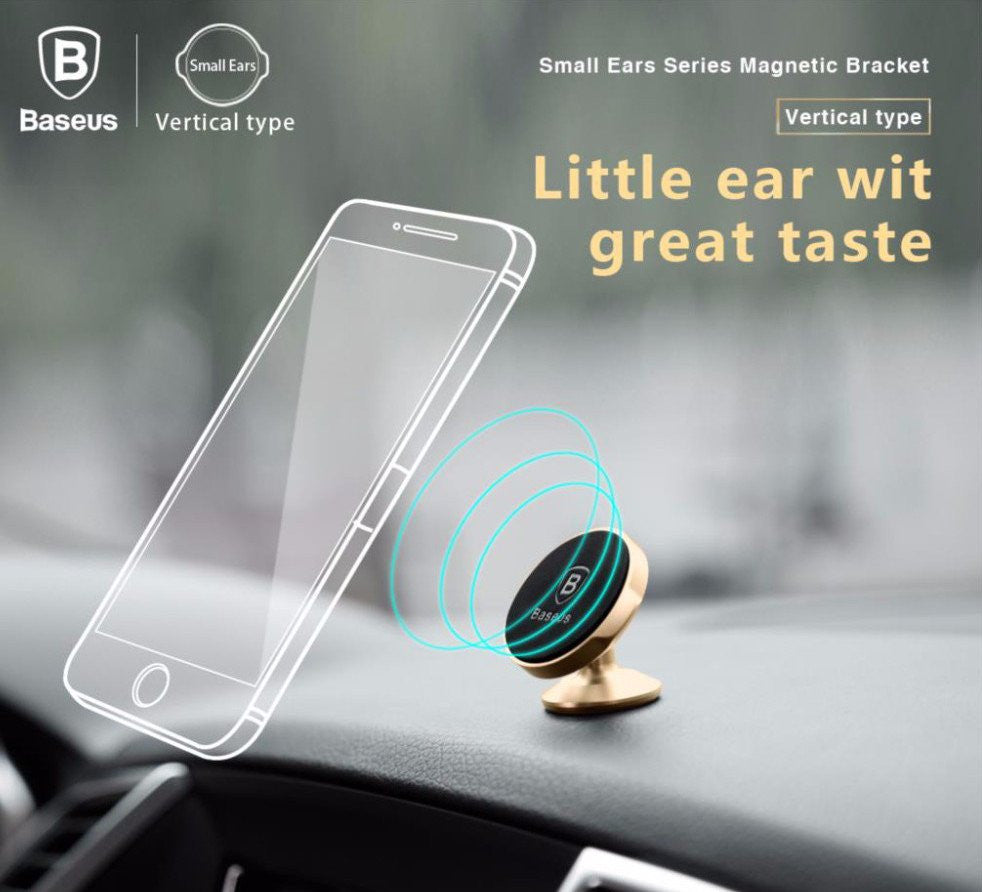 Baseus Metal 360 Degree Universal Magnetic Phone Holder