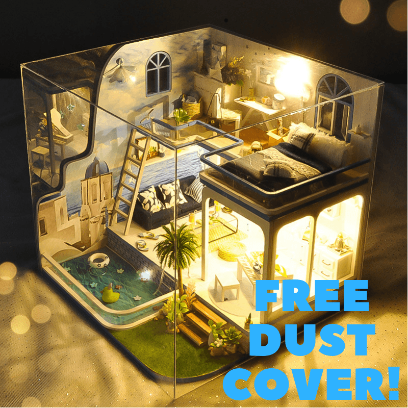 My Seaside Duplex™ + FREE Dust Cover