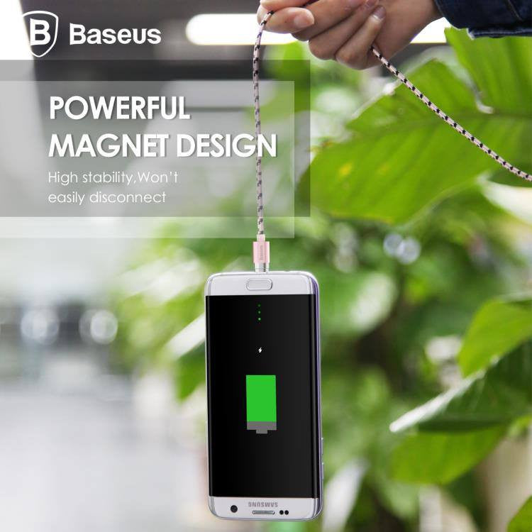 Baseus Magnetic Charging cable fast charge 2.4A / Premium Magnetic Cable