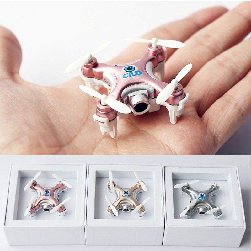 Drone with Camera Cheerson CX-10W CX 10W Mini 6-Axis Gyro RC Quadcopter