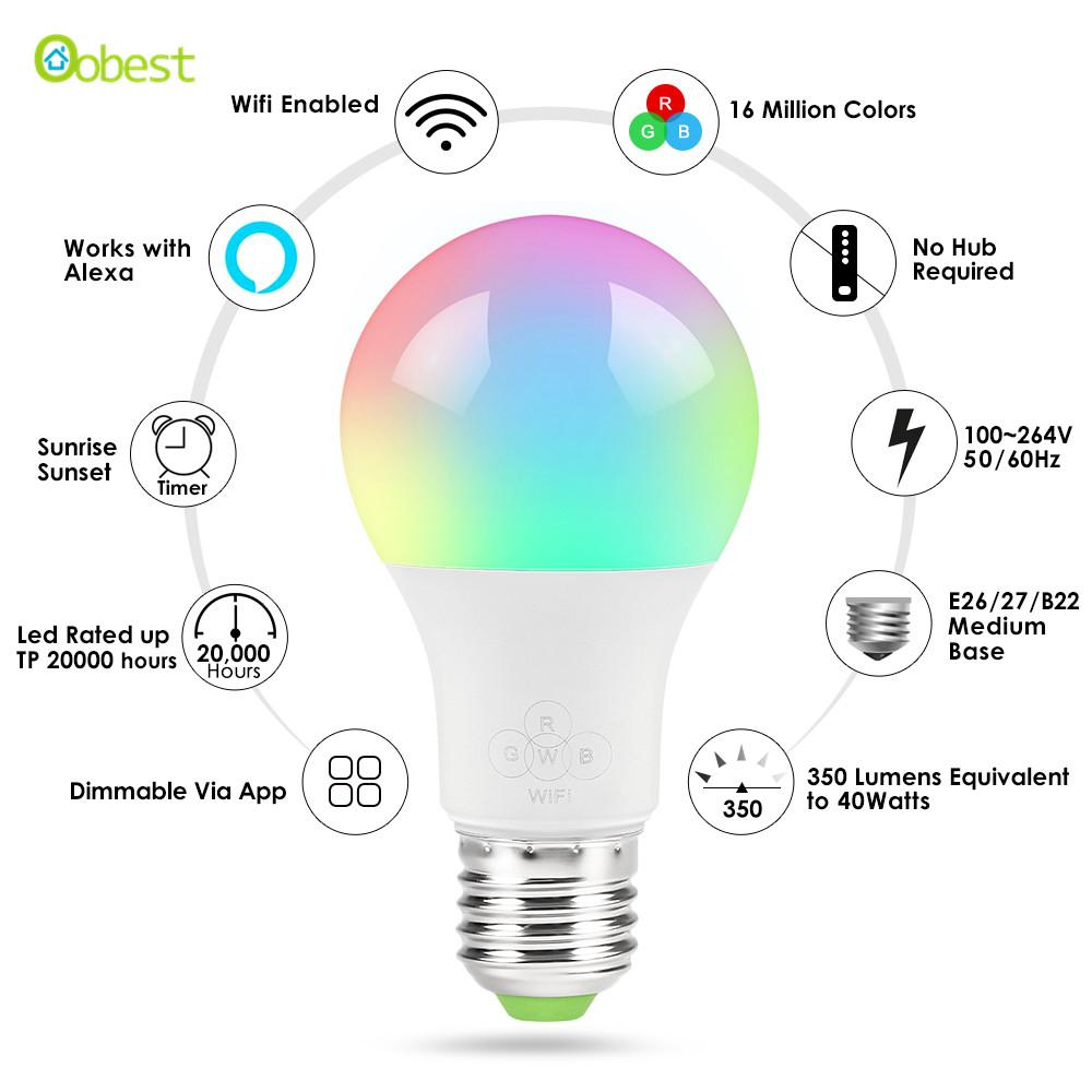 Magical LED Bulbs (BUY 1 GET 1 FREE)