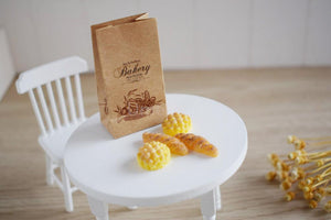 Mini Bakery Bag Bread Set (Scale 1:6)