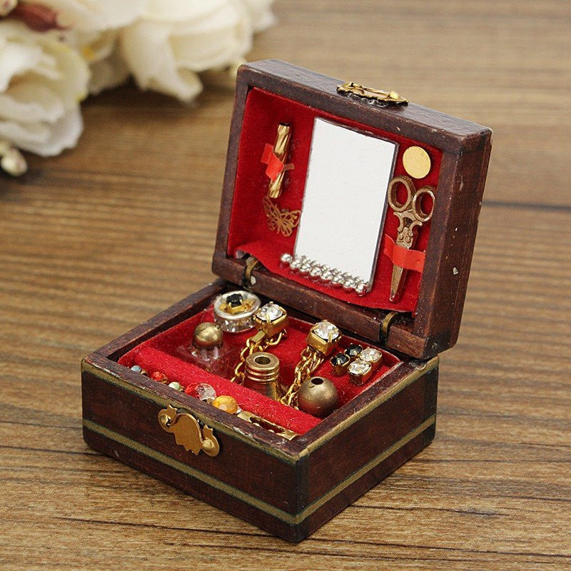 Miniature Jewelry Box (Collector Edition)
