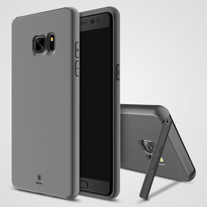 Baseus Luxury Kickstand Case For Samsung Galaxy Note 7 Case +TPU Anti-Knock Protective