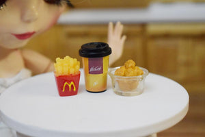McDonald Miniature Set Meal