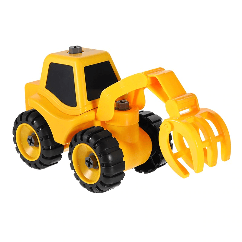 BYO Construction Vehicle - Buy 1 Get 2 Free!