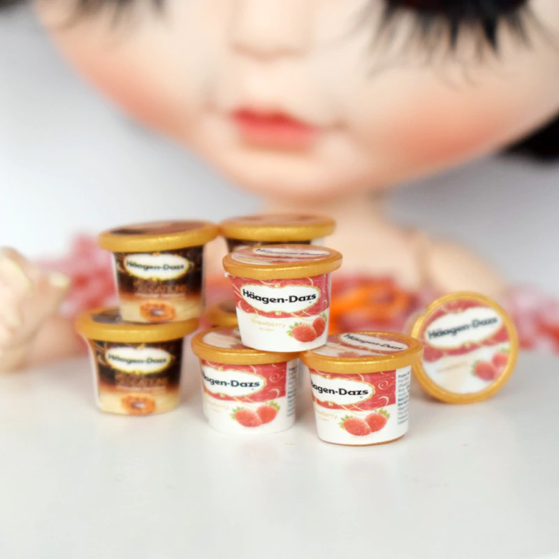 Haagen Daz Set MINI