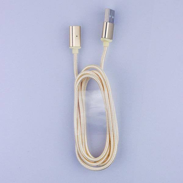 Premium Magnetic Charging Cable Ver 3.0 ( Braided )