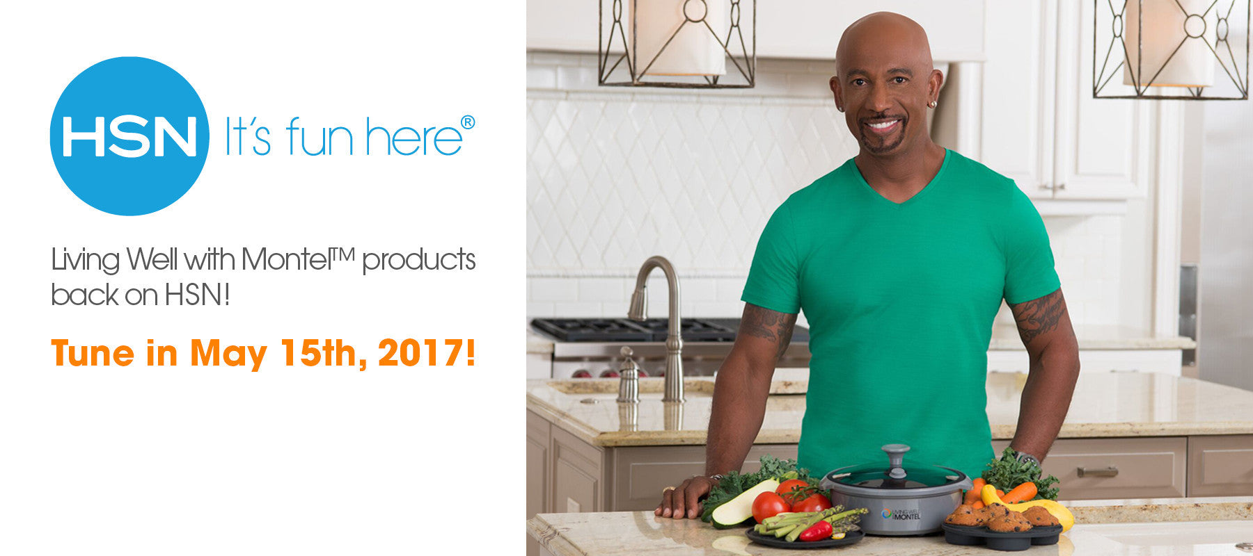 Living Well with Montel Live on HSN Feb 7th 2017