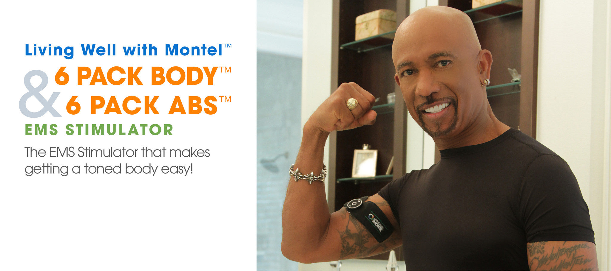 Living Well with Montel Products - Fitness