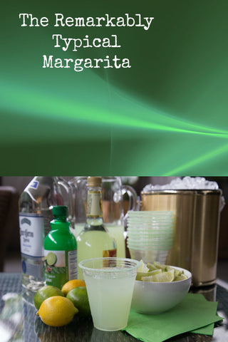 Original Margarita Recipe - Party Rims
