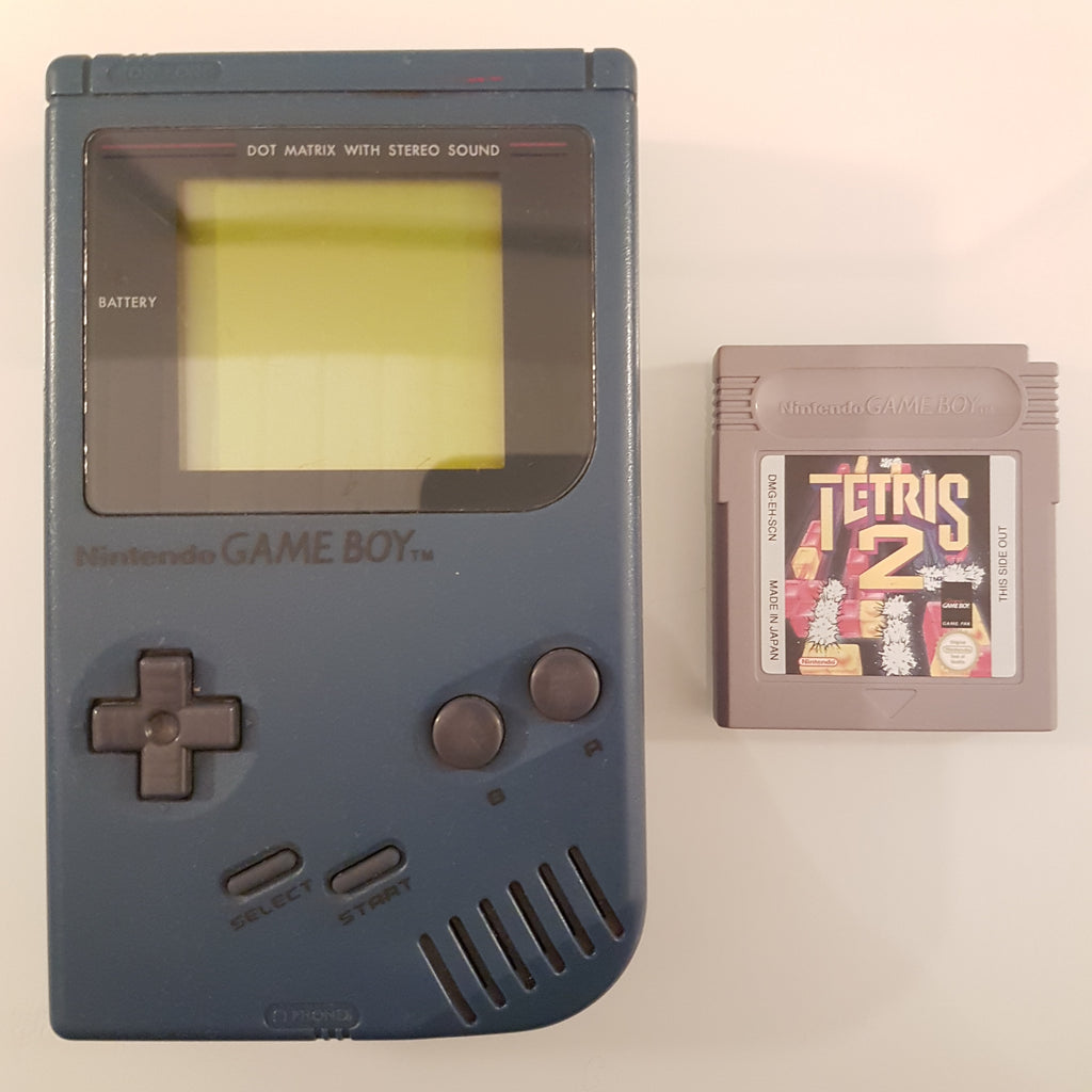 Game Boy Cool Blue