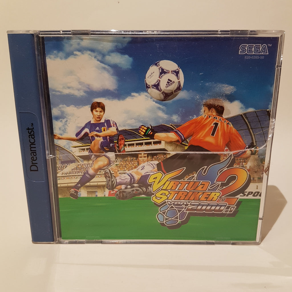 Virtua Striker 2 v.2000.1