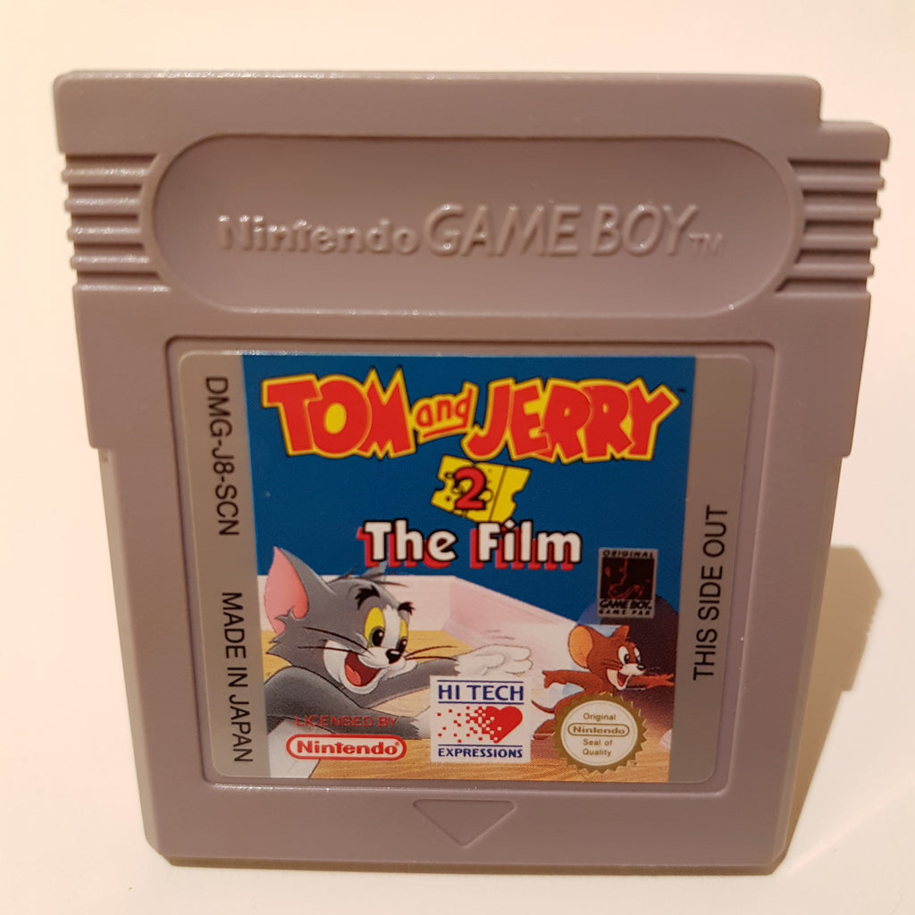 Tom and Jerry 2: The Film