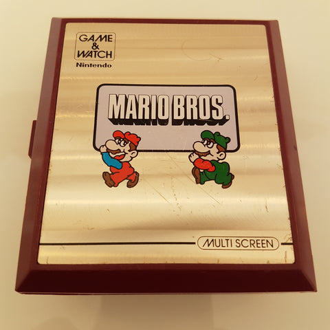 Game & Watch Mario Bros.