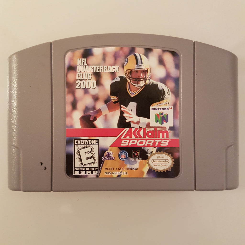 NFL Quarterback Club 2000 (NTSC)