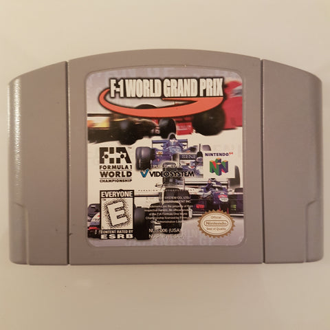 F-1 World Grand Prix (NTSC)
