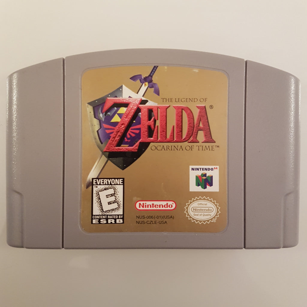 The Legend of Zelda: Ocarina of Time (NTSC)