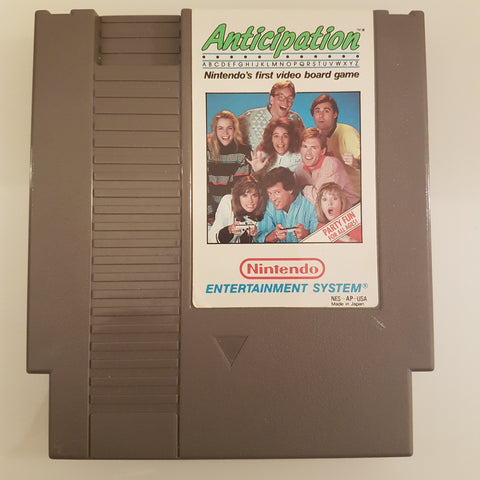 Anticipation (NTSC)