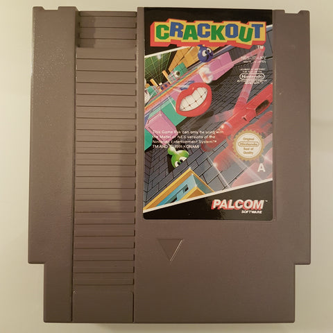 Crackout (PAL-A)