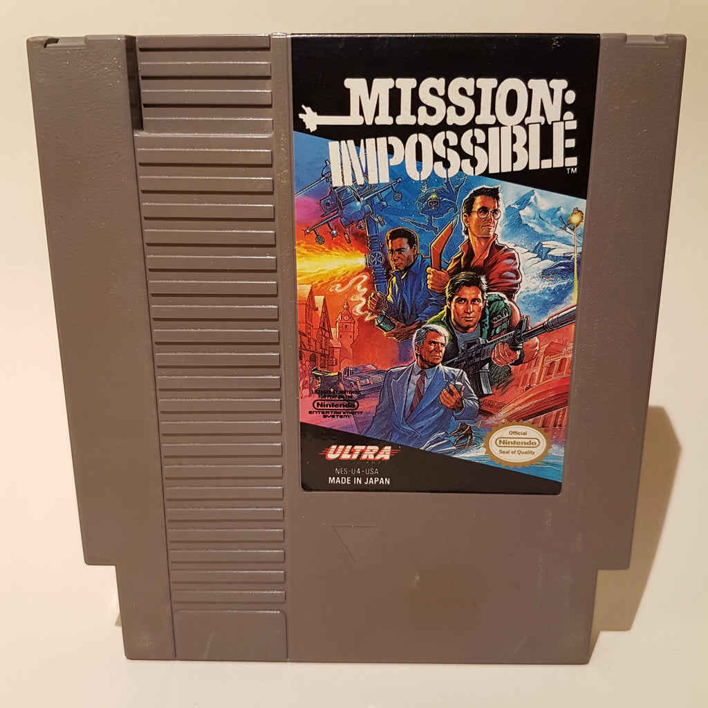Mission Impossible (NTSC)